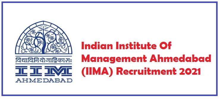 Indian Institute Of Management Ahmedabad (IIMA) Librarian Recruitment 2021