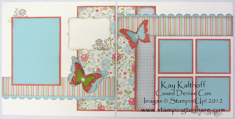 Scrapbooking Double Page Layout Ideas Ialoveni Info