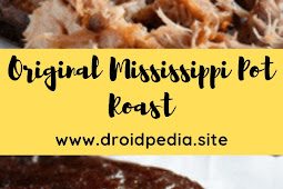 Original Mississippi Pot Roast
