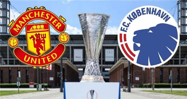 بث مباشر مباراة مانشستر يونايتد وكوبنهاجن اليوم 10-08-2020 الدوري الأوروبي