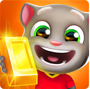 Download Talking Tom Gold Run Apk Mod Unlimited Money Free for android