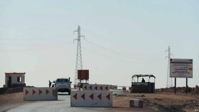 الحكومة الصحراوية تتخذ الإجراءات اللازمة بخصوص مواطنيها العالقين على الحدود مع موريتانيا.