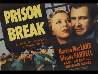 Prison Break 1938 Full Streaming Crime Film