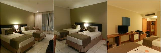 Onde ficar em Vitória? Comfort Suites Vitoria