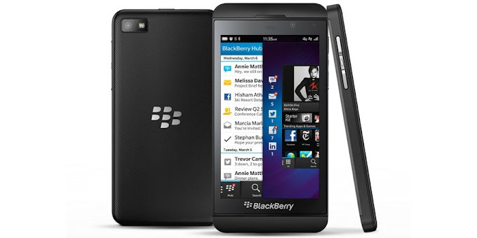 Get the BlackBerry Z10 on Verizon for just $100 off contract