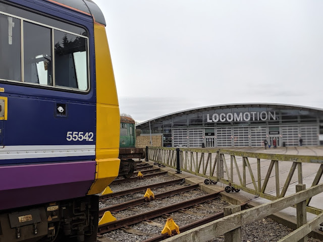 13 North East Days Out which are perfect to enjoy with Grandparents  - locomotion shildon