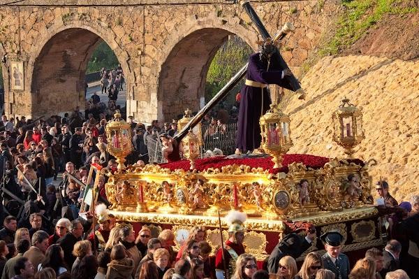 Palacio aprueba la salida extraordinaria de Jesús Nazareno de Alcalá de Guadaira