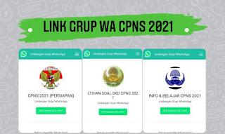 Link Grup WA CPNS