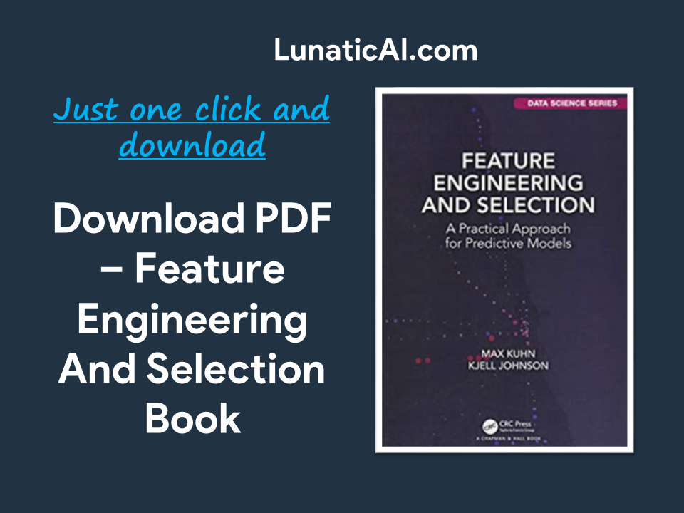 feature engineering and selection pdf github
