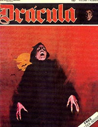 Read Dracula (1971) comic online