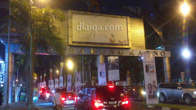 selamat datang di Gelora Bung Karno