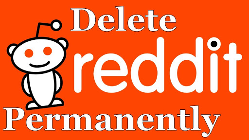How to delete Reddit account permanently