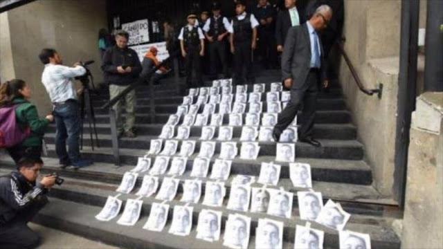 Periodistas mexicanos acusan al Gobierno de no darles protección