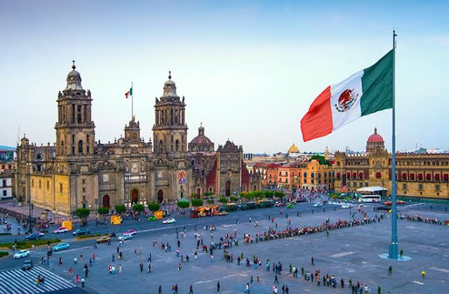 Most Populated Country - Mexico