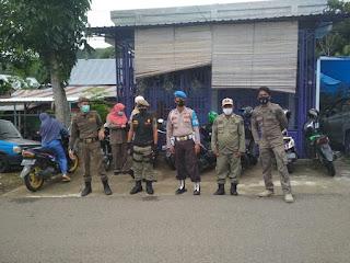 Tak Gentar!!! Gabungan Polres Enrekang dan Polsek Cendana Beserta Instansi Terkait Galakan Operasi Yustisi.
