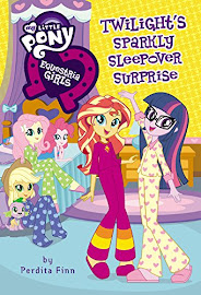 MLP Equestria Girls: Twilight's Sparkly Sleepover Surprise Book Media