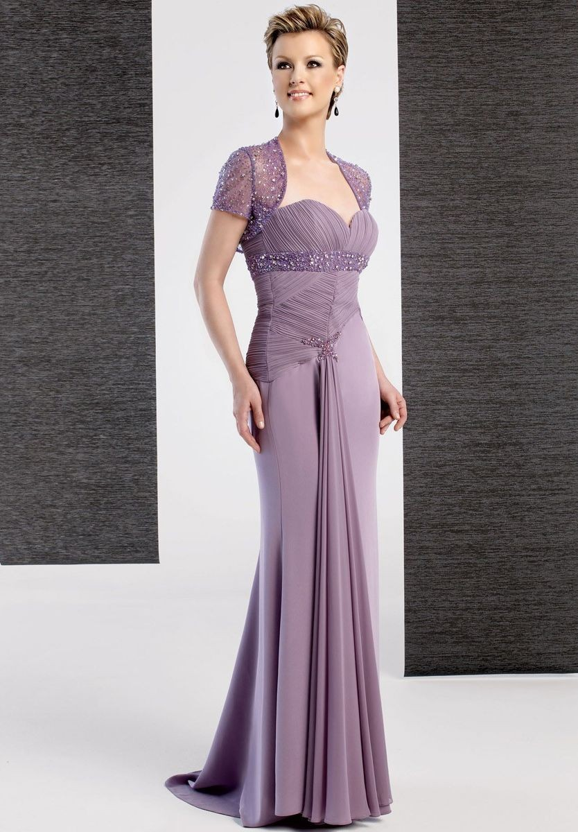 WhiteAzalea Mother of The Bride Dresses: Purple Mother of ...