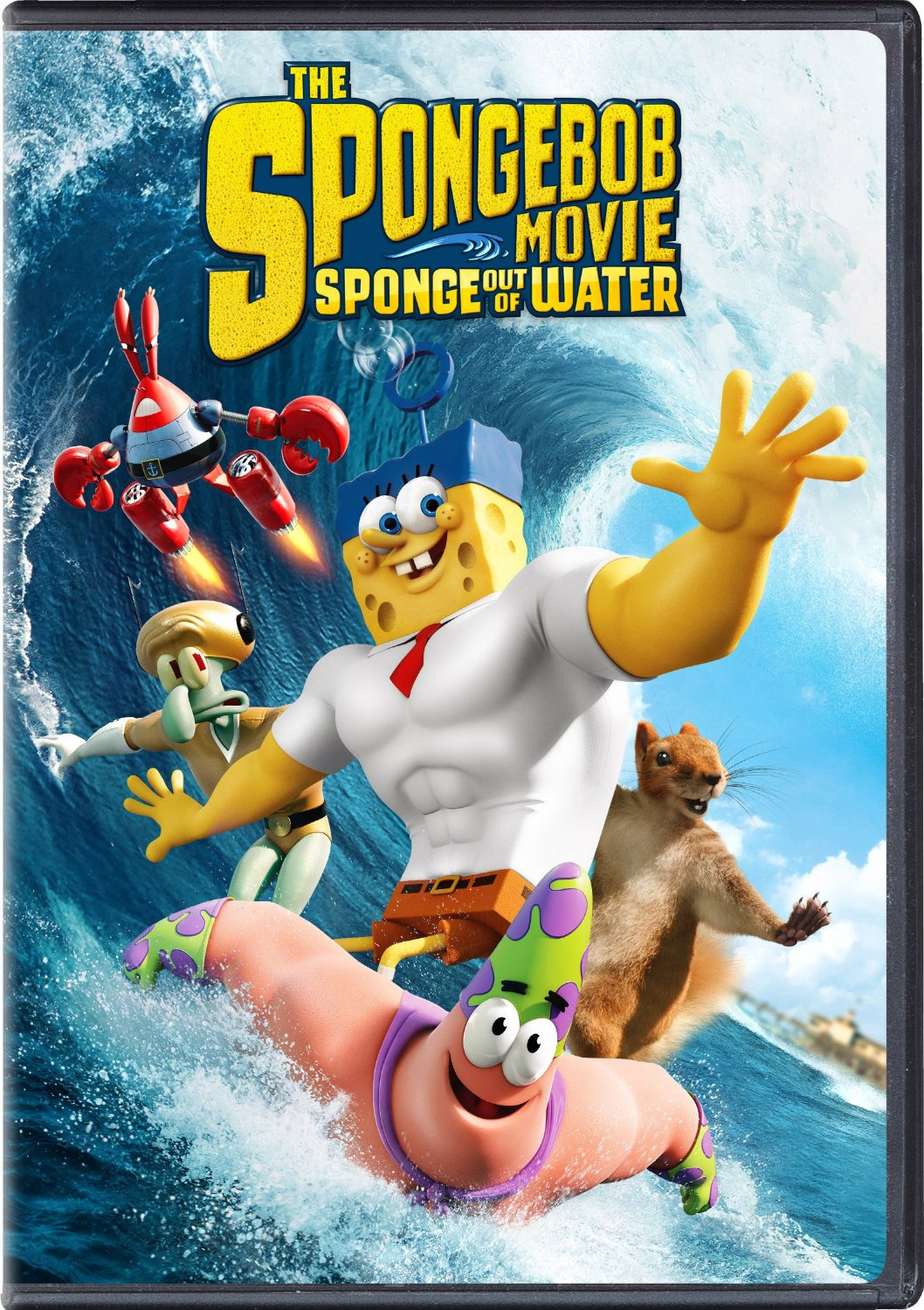 "NickALive!: Paramount To Release ""The SpongeBob Movie ..."