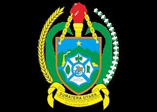 Logo Provinsi Sumatera Utara Vector