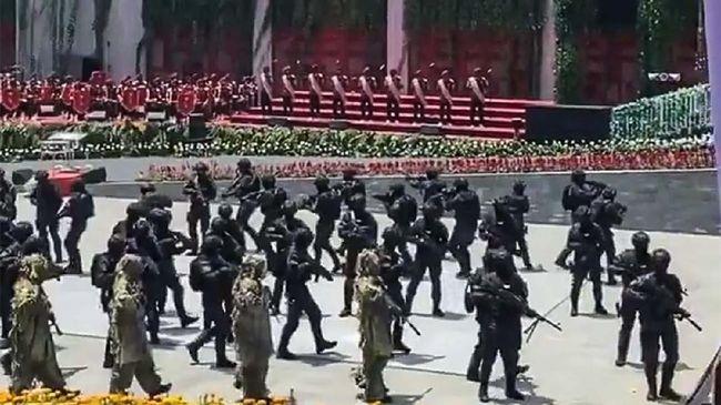 DPR dan BIN Rapat Tertutup, Sempat Bahas Pasukan Rajawali