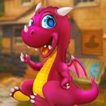 Games4King - G4K Disdain Dragon Escape Game