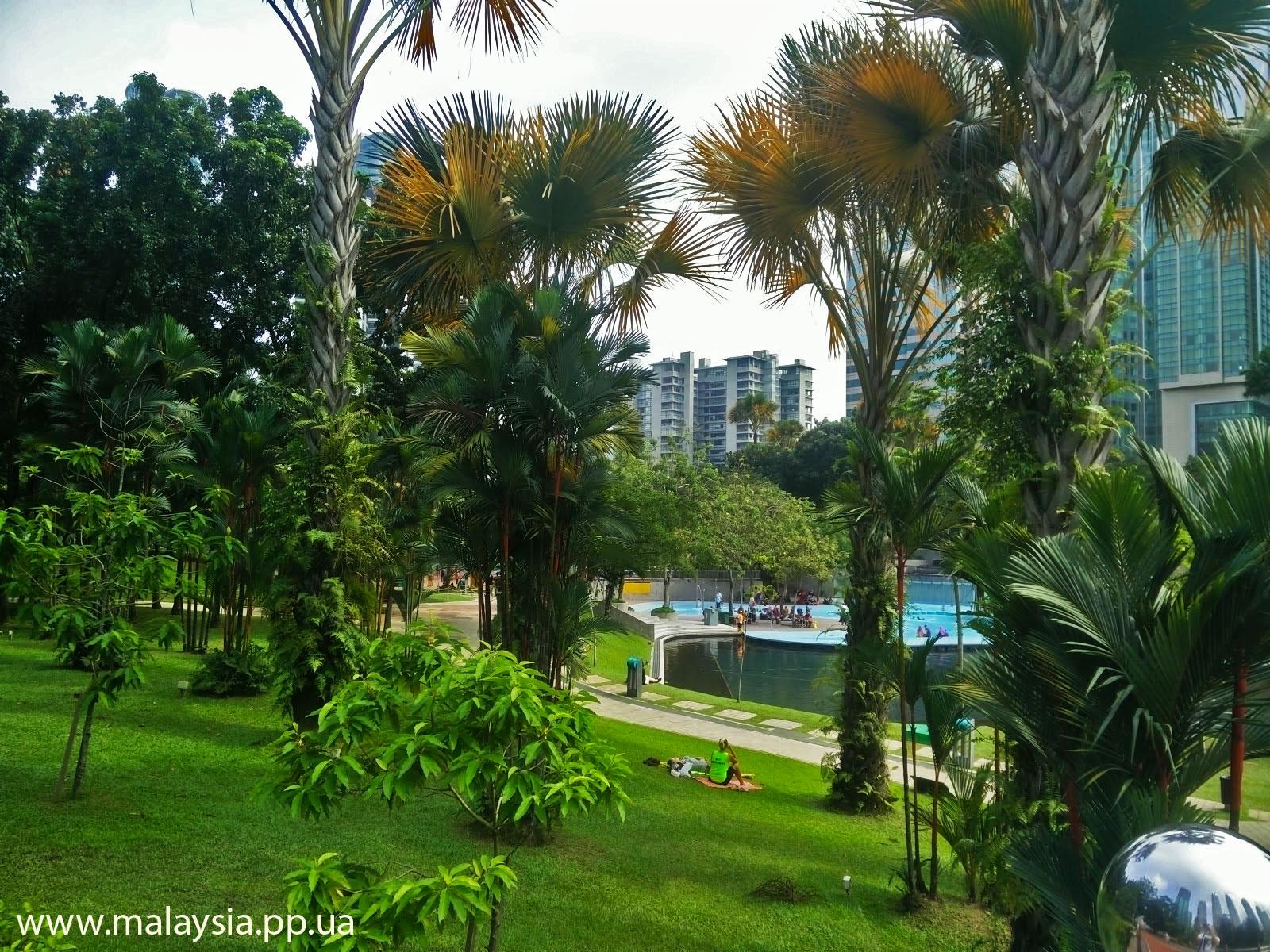 Куала-Лумпур парк