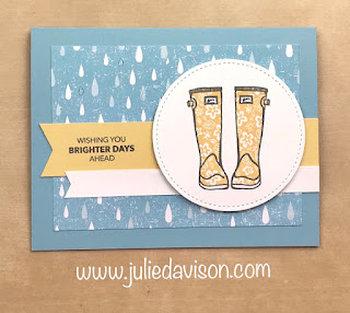 "6 More ""No Matter the Weather"" March 2020 Paper Pumpkin Alternative Cards ~ www.juliedavison.com  #stampinup #paperpumpkin #nomattertheweather"