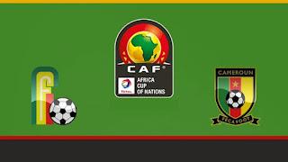 مباشر مشاهدة مباراة الكاميرون وبنين بث مباشر 2-7-2019 كاس الامم الافريقية يوتيوب بدون تقطيع