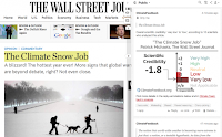 The Wall Street Journal cover - Click to Enlarge.