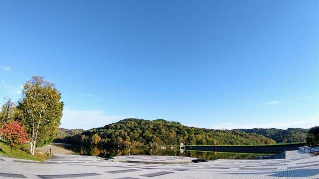 剣淵町・桜岡湖
