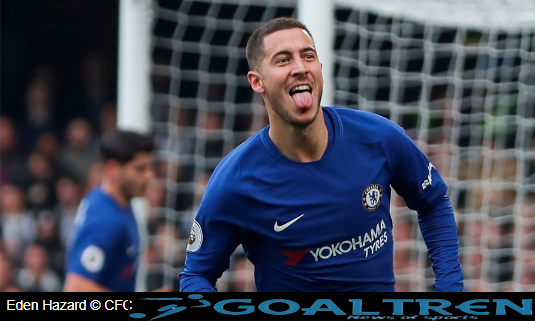 "alt="" Real Madrid is rumoured to be starting the bidding process for Eden Hazard"""