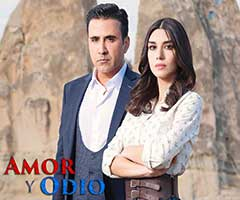Ver telenovela amor y odio capítulo 99 completo online
