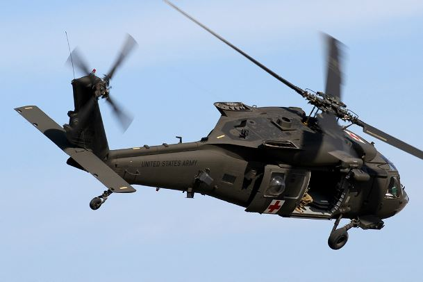 Sikorsky UH-60M Black Hawk specs