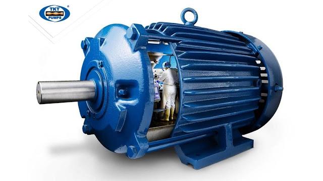 Động cơ điện -  Các loại động cơ điện phổ biến trên thị trường