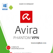 Avira Phantom VPN Pro 2.11.3.29834 with Crack Data Reset