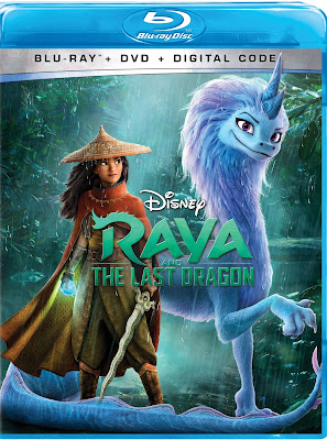 Raya and the Last Dragon (2021) Dual Audio [Hindi ORG – Eng] 1080p | 720p BluRay ESub 10Bit x265 HEVC 1.4Gb | 600Mb