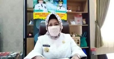 Reihana: Di Kota Bandar Lampung Belum Ada Yang Terpapar Covid-19 Transmisi Lokal