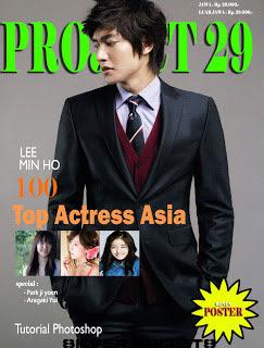 Hasil Akhir - cover majalah