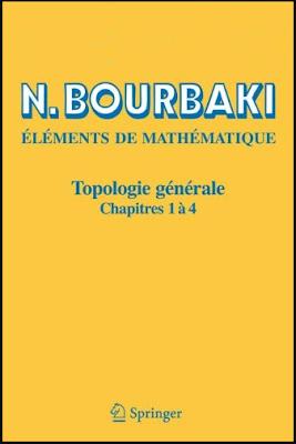 Télécharger Livre Gratuit Topologie Générale, chapitres 1 à 4 pdf