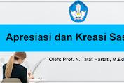 Apresiasi dan Kreasi Sastra Anak (KB-4) B. Indonesia Seri PPPK