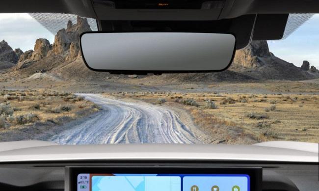 Interior Toyota Tundra