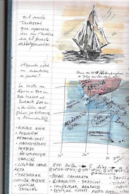 VALDEMAR CANARIS:EL NAVEGANTE SOLITARIO de Rafael R.Costa