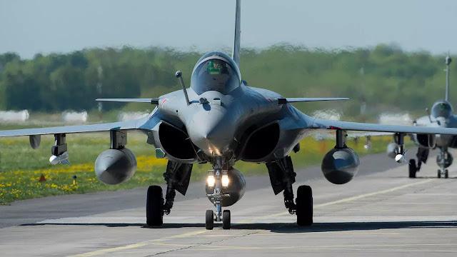 Rafale Jets: Egypt Buys 30 Rafale Fighter Jets From France