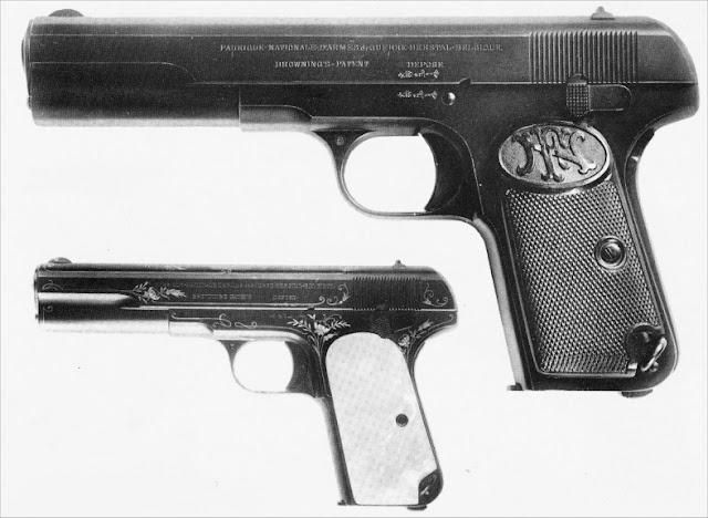 Browning Pistols