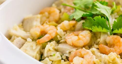 蝦仁芋頭飯【滋味有味飯】Prawns and Taro Rice