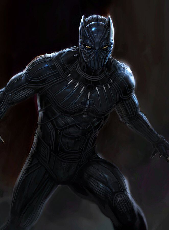 Black Panther Discussion And Appreciation New Concept Art