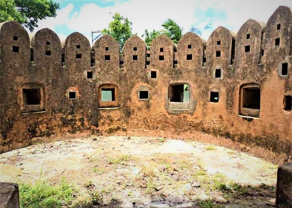 Idrakpur fort Bangladesh