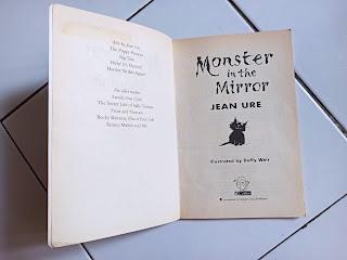 3 Novel Import Monster in the Mirror