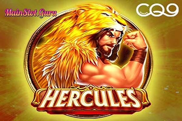Main Gratis Slot Demo Hercules CQ9 Gaming