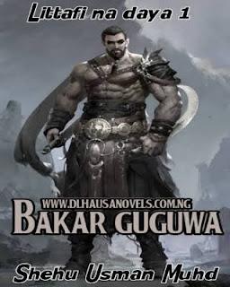 BAKAR GABA book 1&2 complete hausa novel application